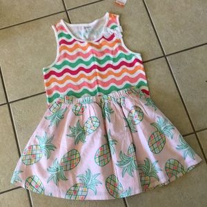 Adorable top and skirt from Gymboree😍 2 piece 😍